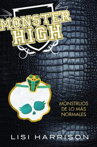 Libro MONSTER HIGH 2