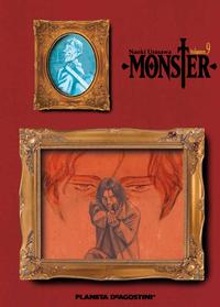 Libro MONSTER KANZENBAN Nº 9