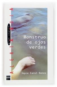 Libro MONSTRUO DE OJOS VERDES