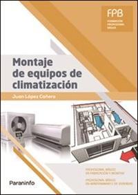 Libro MONTAJE DE EQUIPOS DE CLIMATIZACIÓN