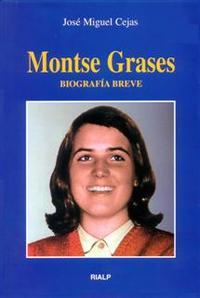 Libro MONTSE GRASES: BIOGRAFIA BREVE