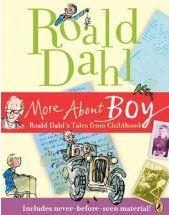 Libro MORE ABOUT BOY: ROALD DAHL S TALES FROM CHILDHOOD