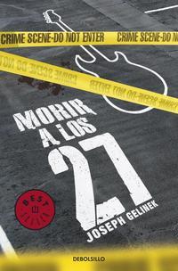 Libro MORIR A LOS 27
