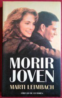 Libro MORIR JOVEN