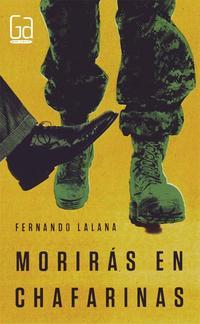 Libro MORIRAS EN CHAFARINAS