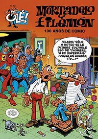 Libro MORTADELO Y FILEMON: 100 AÑOS DE COMIX