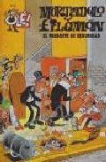 Libro MORTADELO Y FILEMON: EL PREBOSTE DE SEGURIDAD