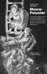 Libro MOSCÚ-PETUSHKÍ, EDICIÓN ILUSTRADA