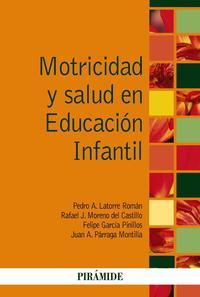 Libro MOTRICIDAD Y SALUD EN EDUCACION INFANTIL