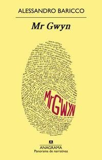 Libro MR GWYN