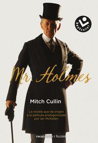 Libro MR. HOLMES