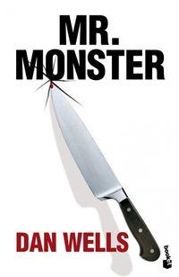 Libro MR. MONSTER