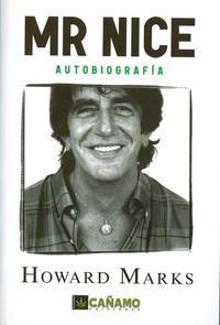 Libro MR. NICE: AUTOBIOGRAFIA