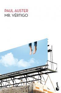 Libro MR. VERTIGO