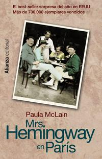 Libro MRS. HEMINGWAY EN PARIS