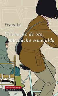 Libro MUCHACHO DE ORO, MUCHACHA ESMERALDA