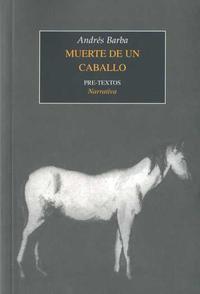Libro MUERTE DE UN CABALLO