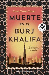 Libro MUERTE EN EL BURJ KHALIFA
