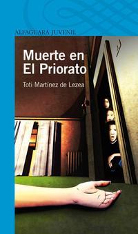 Libro MUERTE EN EL PRIORATO