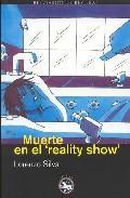 Libro MUERTE EN EL REALITY SHOW