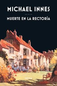 Libro MUERTE EN LA RECTORIA