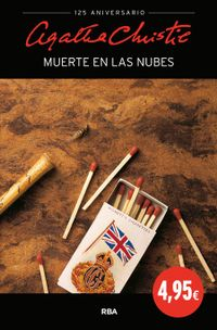 Libro MUERTE EN LAS NUBES