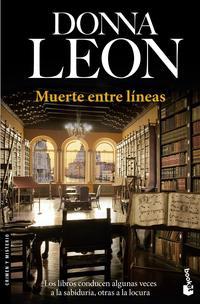Libro MUERTE ENTRE LINEAS