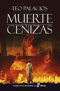 Libro MUERTE Y CENIZAS