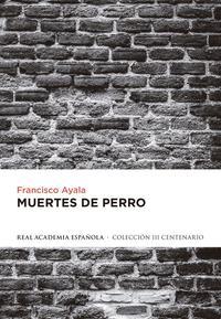 Libro MUERTES DE PERRO