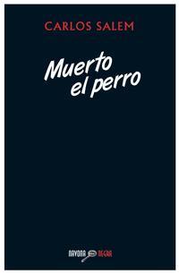 Libro MUERTO EL PERRO