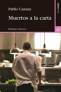 Libro MUERTOS A LA CARTA