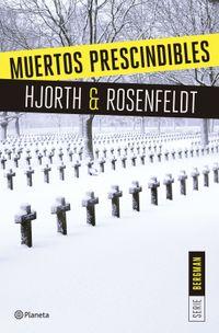 Libro MUERTOS PRESCINDIBLES