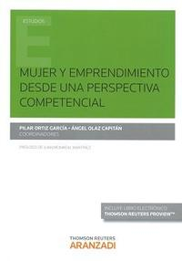 Libro MUJER Y EMPRENDIMIENTO DESDE UNA PERSPECTIVA COMPETENCIAL