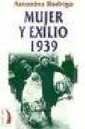 Libro MUJER Y EXILIO 1939