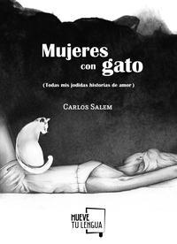 Libro MUJERES CON GATO