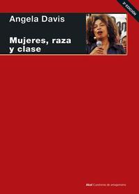 Libro MUJERES, RAZA Y CLASE