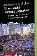 Libro MUNDO INCONQUISTABLE: PODER, NO VIOLENCIA Y VOLUNTAD POPULAR