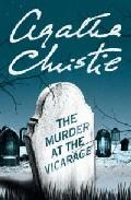 Libro MURDER AT THE VICARAGE