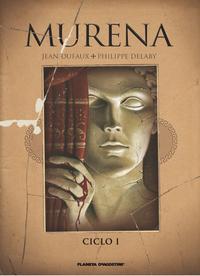 Libro MURENA INTEGRAL Nº 01