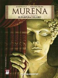 Libro MURENA Nº 1: EL PURPURA Y EL ORO