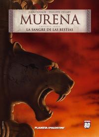 Libro MURENA Nº 6: LA SANGRE DE LAS BESTIAS