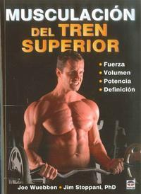 Libro MUSCULACION DEL TREN SUPERIOR