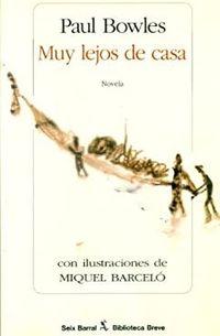 Libro MUY LEJOS DE CASA