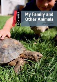 Libro MY FAMILY AND OTHER ANIMALS