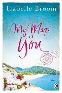 Libro MY MAP OF YOU