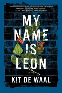 Libro MY NAME IS LEON