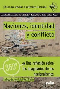 Libro NACIONES, IDENTIDAD Y CONFLICTO: UNA REFLEXION SOBRE LOS IMAGINARIOS DE LOS NACIONALISMOS