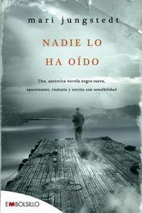 Libro NADIE LO HA OIDO