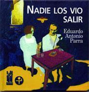 Libro NADIE LOS VIO SALIR