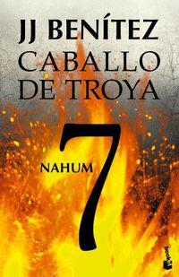 Libro NAHUM (CABALLO DE TROYA #7)